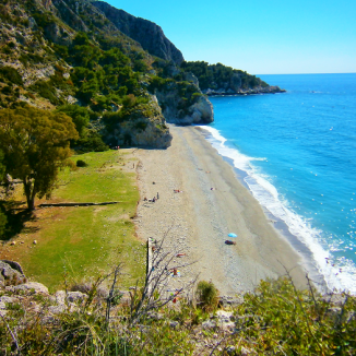 Playa de Cantarriján 3