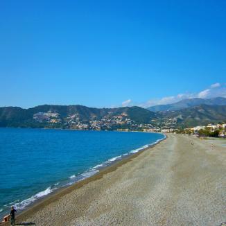 Playa de La Herradura 1