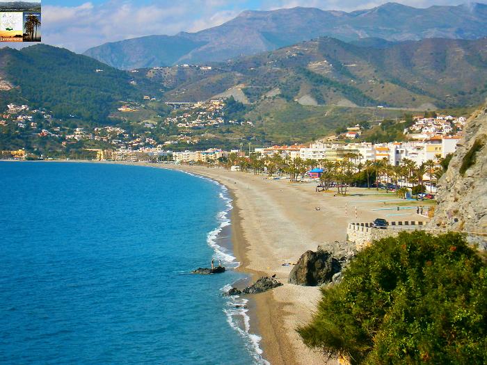 Playa de La Herradura 2