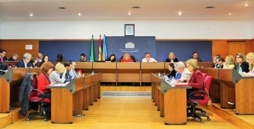 Pleno del 23 de marzo en el Ayuntamiento de Motril