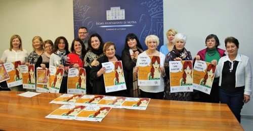 Presentación de los actos del Día de la Mujer en Motril