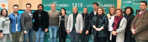 Presentación del ciclo 'La Caña Flamenca' que aspira a convertirse en referente cultural del verano en la Costa Tropical