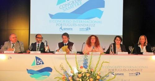 Salobreña acoge el congreso anual de la Sociedad Andaluza de Medicina Física y Rehabilitación (SAMFYRE)