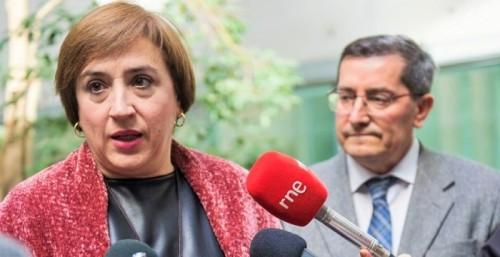 Sandra García, delegada del gobierno de la Junta en Granada