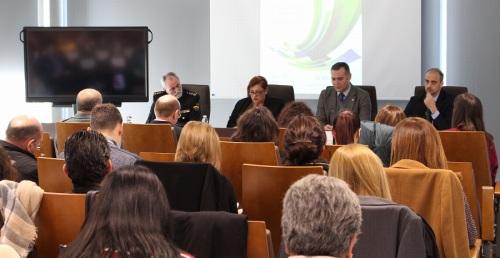 'Violencia de Género. Defensa de la Víctima y Ciberdelincuencia', más de cien personas participan en las jornadas