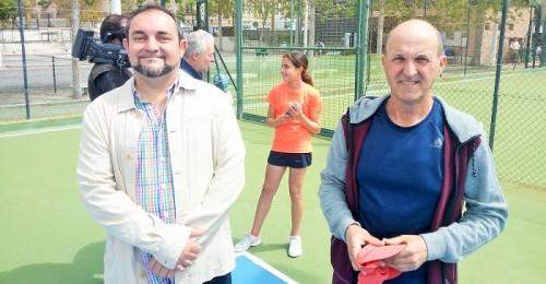 Éxito de participación y gran nivel en el Circuito Municipal de Tenis de Motril