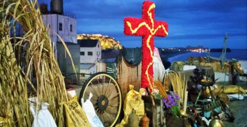 Cruz de Mayo Salobreña