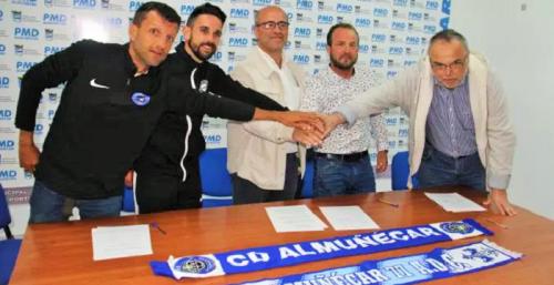 El Almuñécar 77 filial del Almuñécar City para potenciar el fútbol sexitano.png