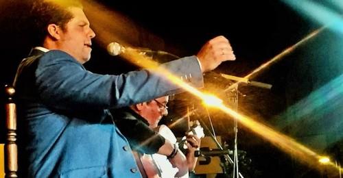 El cantaor orgiveño Álvaro Rodríguez presenta este domingo su nuevo trabajo en el Isabel la Católica