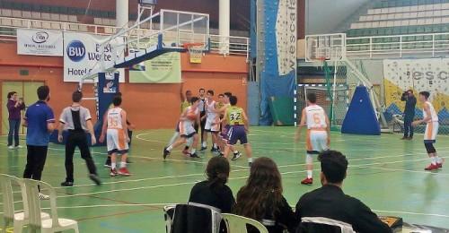 El CB Costa Motril se proclama campeón de la Final Four de Baloncesto infantil masculino