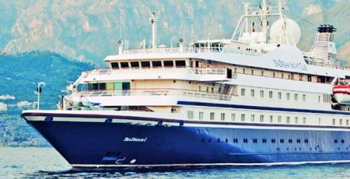 El crucero Seadream I atracará dos días en el Puerto de Motril.png