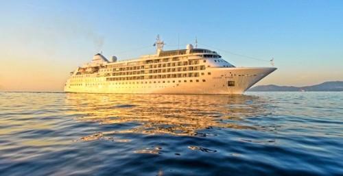 El crucero Silver Wind llega este miércoles al Puerto de Motril