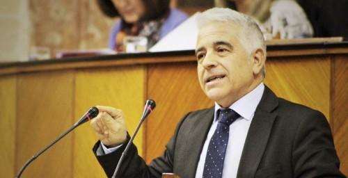 El parlamentario José Antonio Funes