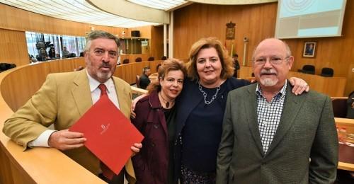 El pleno de la Diputación acuerda impulsar la oficina 'Granada Film Commission'.jpg