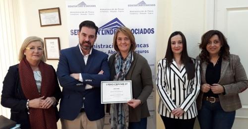 El PP felicita a 'Administración de Fincas Sebastián Linde y Asociados' por su reconocimiento nacional