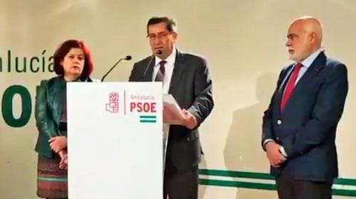 """Entrena dice que los presupuestos son """"insuficientes"""" y plantea un """"acuerdo de mínimos"""" al resto de partidos"""