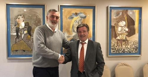 Francisco Trujillo, vicepresidente de la Federación Andaluza y Nacional de Empresarios de Playas