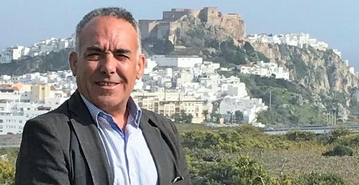 Gustavo Aybar, presidente del Partido Popular de Salobreña