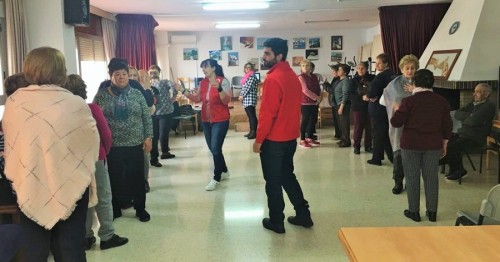 Homenajes, charlas, bailes y concursos para celebrar la I Semana del Mayor