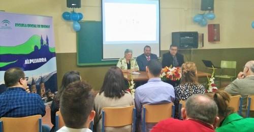 La Escuela Oficial de Idiomas 'Alpujarra' de Órgiva celebra su décimo aniversario.jpg
