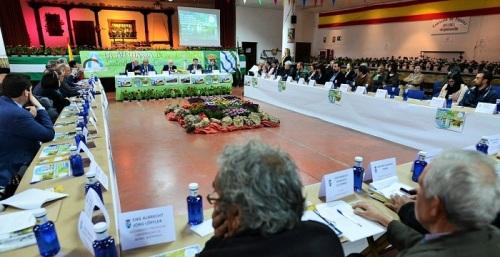 La Junta impulsará proyectos que faciliten un desarrollo rural sostenible en la comarca de la Alpujarra granadina