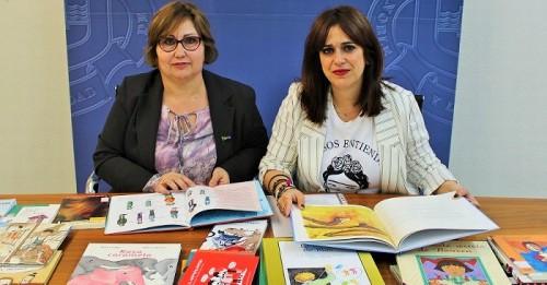 Libros para fomentar la Igualdad en las bibliotecas municipales de Motril
