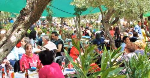 Los Andalucistas celebran la 'Fiesta de la Primavera' el domingo, 15 de abril