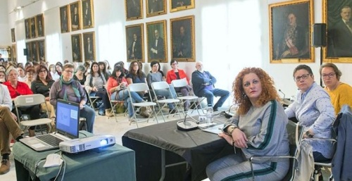 Mª Eugenia Rufino critica la falta de financiación del Pacto de Estado en los Presupuestos Generales del Estado