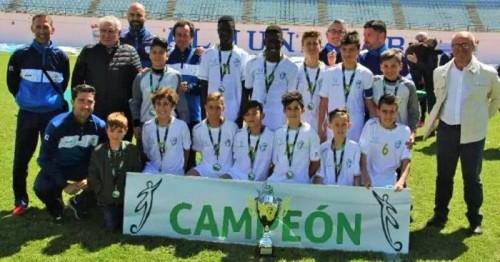 Málaga gana la final del Campeonato Andaluz Alevín de Fútbol 8