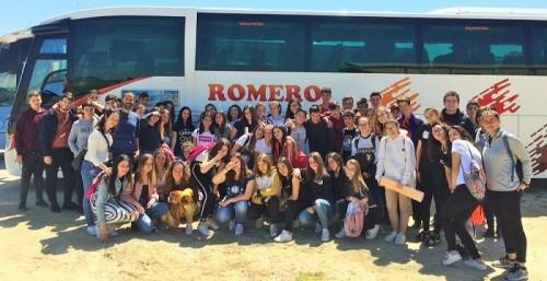 Más de medio centenar de jóvenes de Salobreña participan en el III Encuentro Provincial del proyecto 'Creando Futuro'