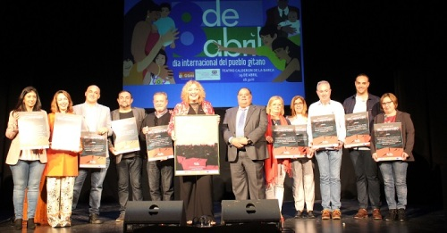 Motril concluye los actos del Día Intl. del Pueblo Gitano convirtiéndose en la primera Ciudad Cero de la Costa