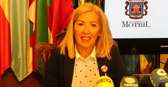 Motril_María Ángeles Escámez. teniente de alcalde responsable del área de Seguridad