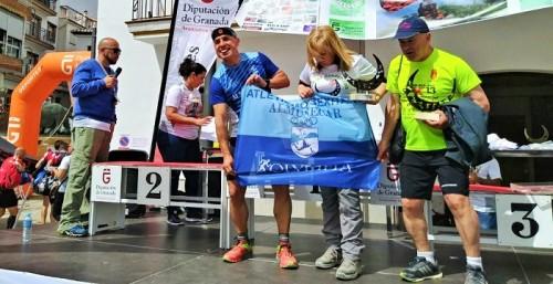 Participación del Club Atletismo Sexitano en laIII edición del Trail 51X13 Villa de La Peza_