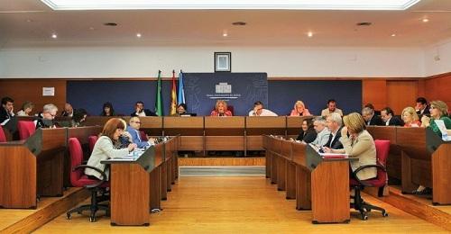 Pleno del Ayuntamiento de Motril de mayo del 2018