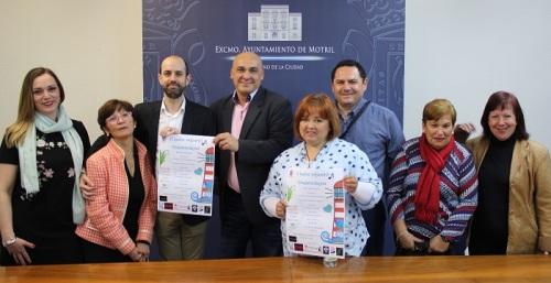 Presentación de la Gala Infantil Benéfica Parkinson Motril y Costa Tropical