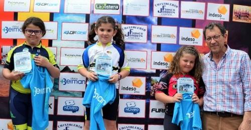 Rocío López (Promesas) ganó su prueba en el CAREBA de Jerez de la Frontera