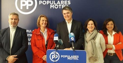 Según el PP 'El Gobierno central apuesta por la generación de empleo en la Costa'.jpg