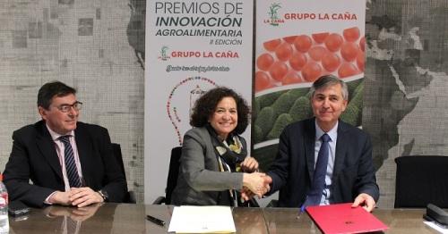 UGR y Grupo La Caña desarrollarán actividades de investigación y transferencia de conocimiento