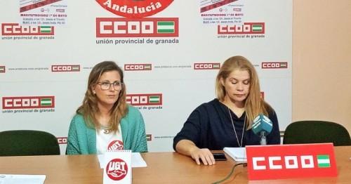 UGT y CCOO llaman a la ciudadanía de la Costa y Alpujarras a salir a la calle el 1º de Mayo, porque es #TiempoDeGanar.jpg