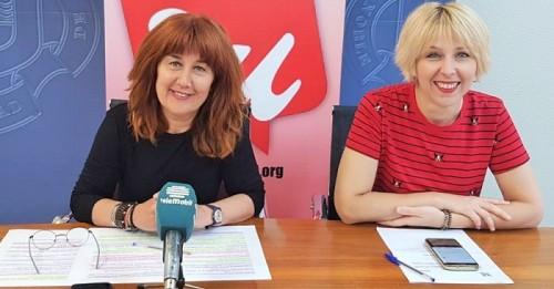 Concejalas de IU en el el Ayuntamiento de Motril