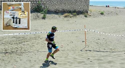 Crónica de Juanjo Rivas de su participación, en representación del Club Atletismo Sexitano, en elCampeonato de España Xterra 2018 Rincón de la Victoria