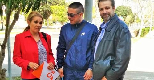 Cs Salobreña pide al equipo de gobierno que investigue las causas de la muerte de varias mascotas en la misma zona