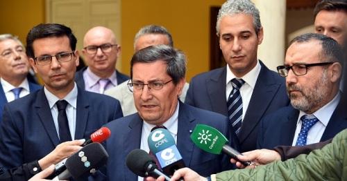 Diputación abre una vía de cooperación con el Norte de Marruecos en materia de turismo, agroindustria y comercio
