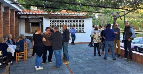 El anejo orgiveño de Bayacas estrena su nuevo Centro Socio Cultural tras las obras de remodelación