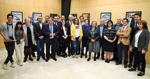El presidente asiste a la inauguración de la exposición por el 450 aniversario de la Rebelión de las Alpujarras.jpg