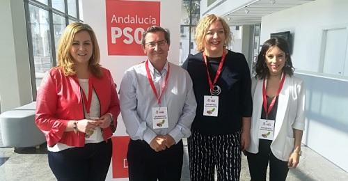 Encuentro municipalista del PSOE en la Costa Tropical