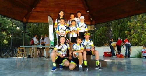 Escuela de Ciclismo Sexitana