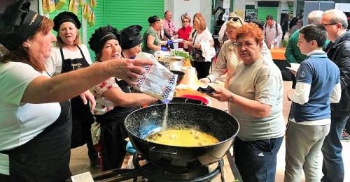 Este sábado se celebra la tercera jornada de 'Las Guisanderas' de Salobreña