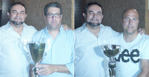 Grupo Lumar y Siglo XXI se imponen en la Liga Nocturna Fútbol 7 y Copa Alcaldesa 2018, respectivamente