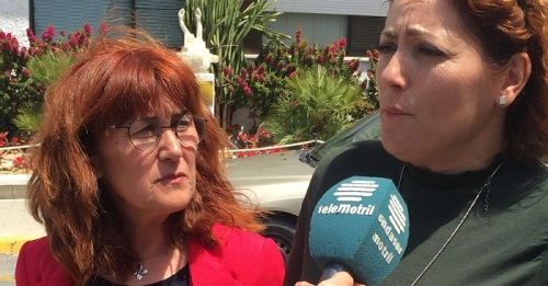 IU reclama soluciones a la falta de personal en el hospital de Motril